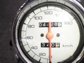 メーター交換してます。 前メーターは16,600kmです!