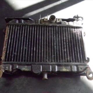 NS400R 中華製アルミラジエーター加工!